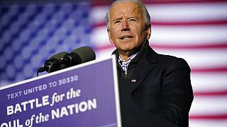 Joe Biden, la force tranquille