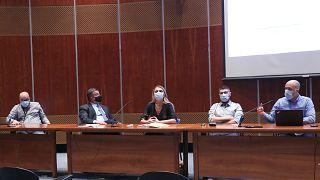 Μέλη Συμβουλευτικής Επιστημονικής Επιτροπής – Συνέντευξη Τύπου
