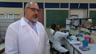 Ο καθηγητής Αναλυτικής Χημείας του ΕΚΠΑ Νίκος Θωμαϊδης