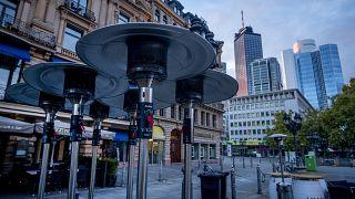 فرانكفورت، ألمانيا ، السبت 31 أكتوبر 2020.