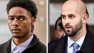 Fél szemére megvakult a fekete férfi, amikor megverte egy szolgálaton kívüli rendőr