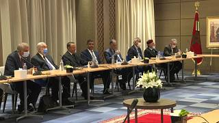 Libya's top political leaders hold dialogue in Morocco