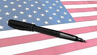 قلمهای شارپی متهم جدید «تقلب» در انتخابات آمریکا