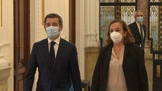 I ministri degli interni italiano e francese