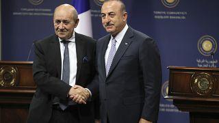 france turkey diplomacy