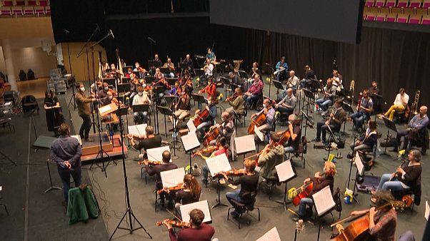 L'Opéra de Bordeaux renoue avec son public malgré le confinement