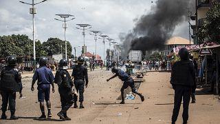 """L'opposition guinéenne dénonce """"une vague de terreur"""""""
