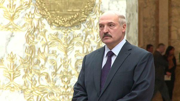 Lukashenko foi adicionado à lista de indivíduos sujeitos a sanções