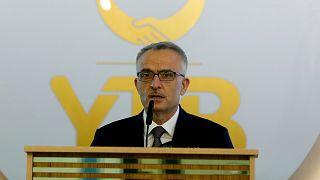 Yeni Merkez Bankası Başkanı Naci Ağbal