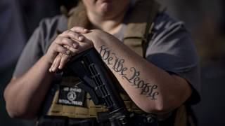 انتشار ظاهرة المسيرات المسلحة في الولايات المتحدة