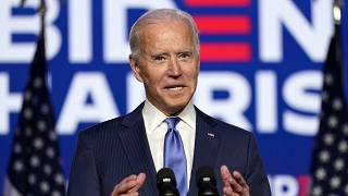 Joe Biden wins US presidential election