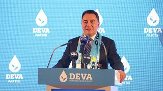 DEVA Genel Başkanı Ali Babacan