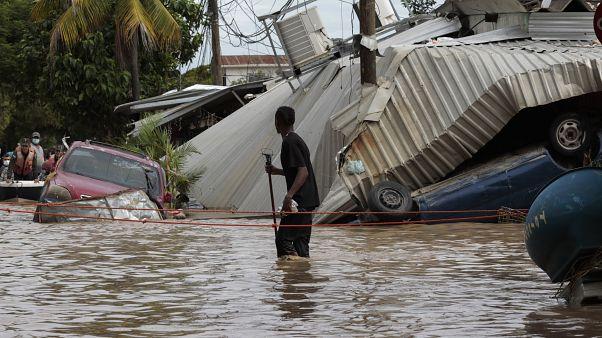 """Schon jetzt wahrscheinlich über 150 Tote durch Hurrikan """"Eta"""""""