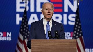 Joe Biden confident he will win the US presidency