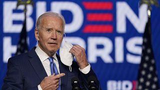 ABD'de Demokrat Parti'nin başkan adayı Joe Biden