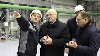 Belarus opens first nuclear power plant amid criticism from Lithuania