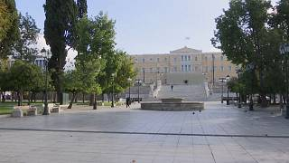 Three-week coronavirus lockdown begins in Greece