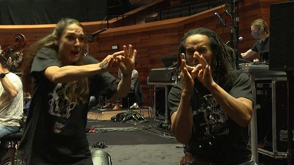 Hip Hop em língua gestual