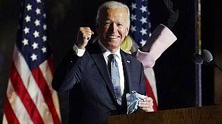 ABD'nin 46. Başkanı seçilen Demokratlar adayı Joe Biden