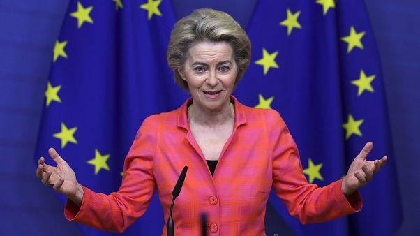Gratuláltak Bidennek Európa vezető politikusai