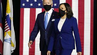 Joe Biden e Kamala Harris rimpiazzeranno Donald Trump e Mike Pence
