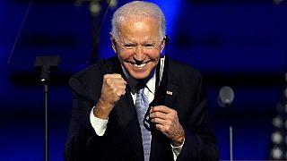 جو بایدن؛ رئیس جمهوری منتخب آمریکا