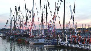 Vendée Globe: старт дан