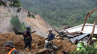 Τροπική καταιγίδα Ήτα: Δεκάδες νεκροί και χωριά θαμμένα στη λάσπη
