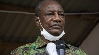 Guinea's Conde takes victory lap after court declares him president