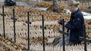 گرامیداشت یاد جانباختگان جنگ در بریتانیا