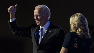 ABD'de seçimi kazanan Joe Biden