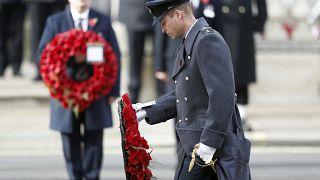Wegen Covid: Familiäres Kriegshelden-Gedenken mit Royals