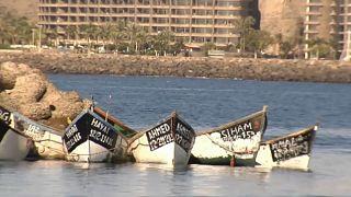 Plus de 1 600 migrants débarquent en deux jours aux îles Canaries