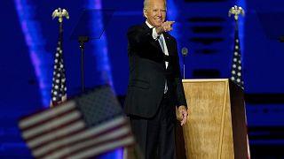 Joe Biden prepara una de las transiciones de poder más tensas que se recuerdan en Washington
