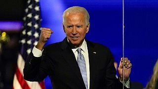 جو بایدن، رئیس جمهوری منتخب آمریکا