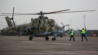 مروحيات عسكرية روسية