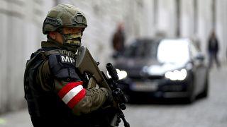 شرطي نمساوي
