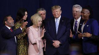 ABD'de Evanjelik seçmenler kaybetse bile Trump'tan vazgeçmiyor