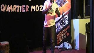 Cameroonian Youth are Revolutionising the Stand Up Comedy Industry