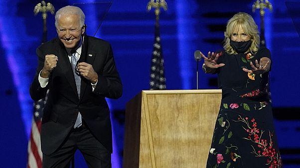 Joe Biden face à la bataille du Sénat
