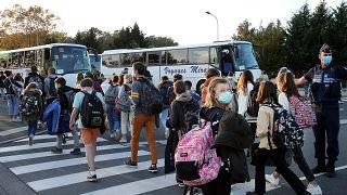 europe schools