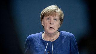 آنگلا مرکل، صدر اعظم آلمان