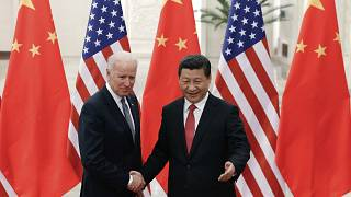 الصين ترفض تهنئة بايدن