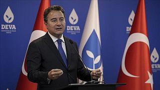 Eski AK Partili, DEVA Partisi Genel Başkanı Ali Babacan