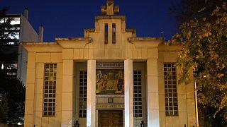 Fransa'nın Lyon kentindeki Ortodoks kilisesi