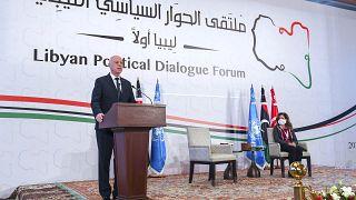 Début du Forum du dialogue politique libyen