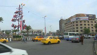 ساحة التحرير - بغداد
