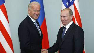 Putin had held off congratulating Biden, saying he would wait until a winner is formally decided