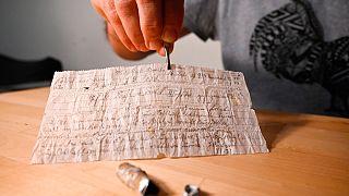 Fransa'da posta güverciniyle gönderilen 110 yıllık askeri mesaj