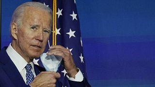 Joe Biden, koronavirüsle mücadele ekibi kurdu